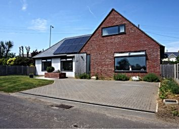 Thumbnail 4 bed detached bungalow for sale in Old Dover Road, Capel-Le-Ferne