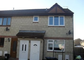 Thumbnail 1 bed flat to rent in Warrilow Close, Weston-Super-Mare