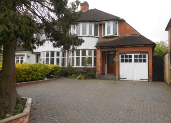 Thumbnail 3 bed semi-detached house for sale in Donegal Road, Streetly, Sutton Coldfield