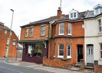 Thumbnail 4 bedroom terraced house for sale in 133, Grosvenor Road, Aldershot