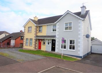 Thumbnail 3 bed semi-detached house for sale in The Oaks, Larne