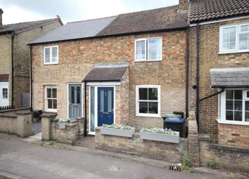 Thumbnail 2 bed terraced house for sale in Cambridge Road, Ely