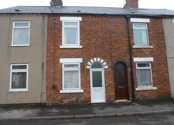Thumbnail 2 bed terraced house to rent in New Street, Morton, Alfreton