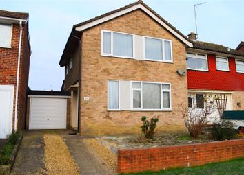 Thumbnail 3 bed semi-detached house for sale in Cotswold Avenue, Northampton
