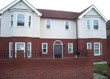 Thumbnail 2 bedroom flat to rent in Northwood Road, Whitstable