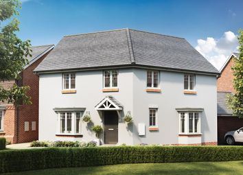 """Thumbnail 4 bedroom detached house for sale in """"Russell"""" at Barnhorn Road, Bexhill-On-Sea"""