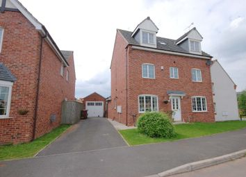 Thumbnail 5 bedroom detached house for sale in Studcross, Epworth, Doncaster