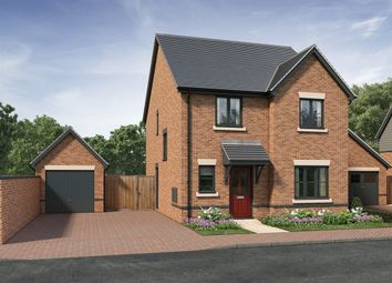 """Thumbnail 4 bed property for sale in """"The Hareford"""" at Sparrowhawk Way, Telford"""