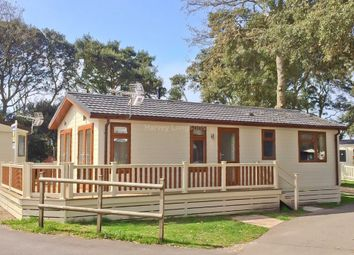 Thumbnail 2 bed lodge for sale in Mudeford, Christchurch, Dorset