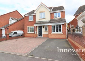 4 bed detached house for sale in Somerset Road, West Bromwich B71