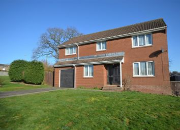 4 bed detached house for sale in Stour Meadows, Gillingham SP8
