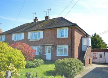 Thumbnail 2 bed flat for sale in Rochford Road, St. Osyth, Clacton-On-Sea