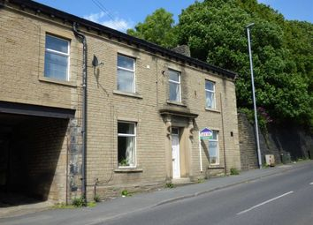 Thumbnail 1 bed flat to rent in Lowergate, Milnsbridge, Huddersfield
