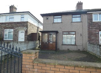 Thumbnail 2 bedroom semi-detached house for sale in St. Gabriels Avenue, Huyton, Liverpool