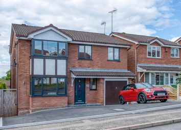 Thumbnail 5 bed detached house for sale in Jordans Close, Crabbs Cross, Redditch