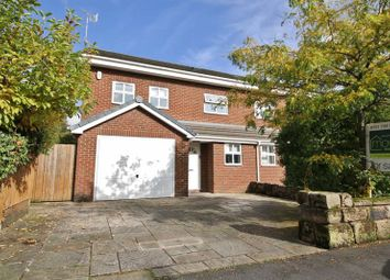 Thumbnail 5 bed semi-detached house for sale in Quarry Street, Woolton, Liverpool