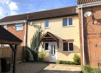 Thumbnail 2 bed terraced house for sale in Lisle Close, Grange Park, Swindon