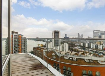 Thumbnail 3 bed property for sale in Charrington Tower, Canary Wharf, London