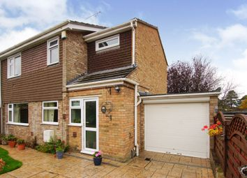 Thumbnail 4 bed semi-detached house for sale in Lilliput Avenue, Chipping Sodbury, Bristol