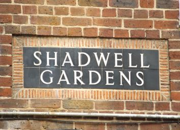 Thumbnail 3 bed flat for sale in Cable Street, Shadwell