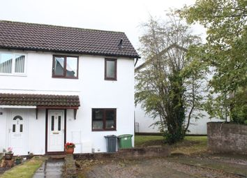 Thumbnail 1 bed property to rent in Vista Rise, Danescourt, Cardiff