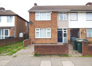 3 bed end terrace house for sale in Charlewood Road, Whitmore Park, Coventry CV6