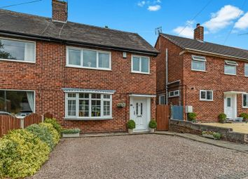 Thumbnail 2 bed semi-detached house for sale in Greenway, Eccleshall, Stafford