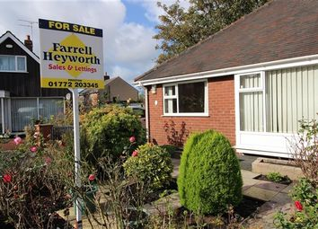 Thumbnail 2 bed bungalow for sale in Burwood Drive, Preston