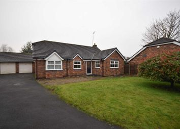 Thumbnail 4 bed detached bungalow to rent in Stansford Court, Penwortham, Preston