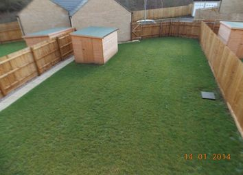 Thumbnail 4 bed property to rent in Sakura Walk, Willen Park, Milton Keynes