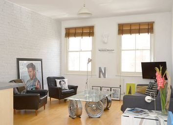 Thumbnail 1 bed flat to rent in St Leonards Mews, Hoxton Street, London