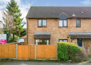 Thumbnail 2 bed property for sale in Senwick Drive, Wellingborough