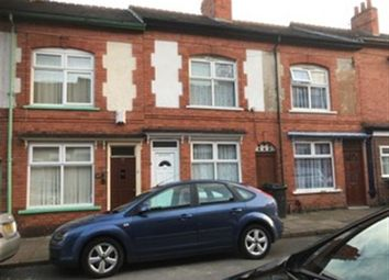 Thumbnail 2 bedroom terraced house for sale in Kingston Road, Leicester