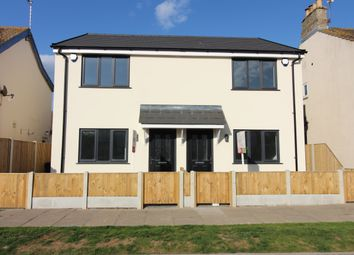 Thumbnail 2 bedroom semi-detached house to rent in All Saints Road, Pakefield, Lowestoft