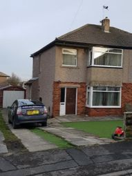 Thumbnail 3 bed semi-detached house for sale in Brantwood Close, Bradford, West Yorkshire