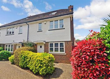 Laxton Walk, Kings Hill, West Malling, Kent ME19. 3 bed semi-detached house