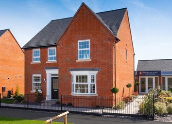 "Thumbnail 4 bed detached house for sale in ""Holden"" at New Road, Tankersley, Barnsley"