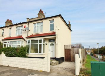 Thumbnail 3 bed end terrace house for sale in Blithdale Road, Abbey Wood, London