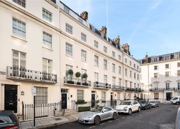 Thumbnail 5 bed terraced house for sale in Eaton Terrace, Belgravia, London
