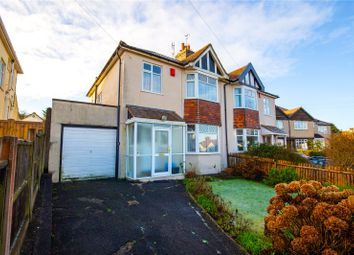 Thumbnail 3 bed semi-detached house for sale in Laurie Crescent, Bristol