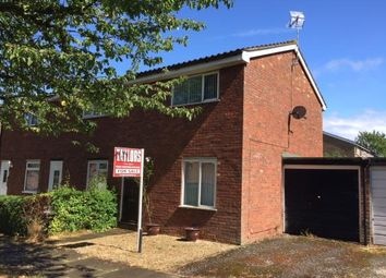 Thumbnail 2 bed end terrace house for sale in Hale Avenue, Stony Stratford, Milton Keynes, Bucks