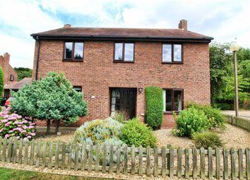 Thumbnail 4 bed detached house for sale in Walton Road, Milton Keynes Village, Milton Keynes