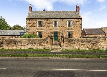 Thumbnail 5 bed detached house for sale in Wansbeck Road, Ashington, Northumberland