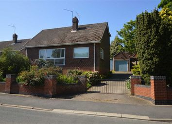 Thumbnail 3 bed detached house for sale in Tranmere Park, Hornsea, East Yorkshire