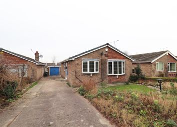 Thumbnail 3 bed detached bungalow for sale in Hogarth Rise, Dronfield