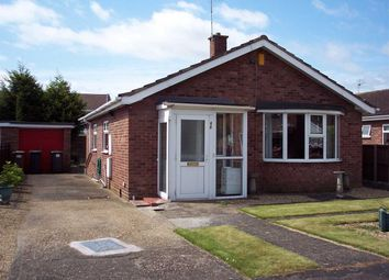 Thumbnail 2 bed bungalow to rent in West Road, Ruskington, Sleaford