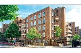 Thumbnail 3 bed flat for sale in Nottingwood House, Clarendon Road, London