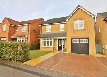Thumbnail 4 bed detached house for sale in Fenlake Walk, Wath-Upon-Dearne, Rotherham