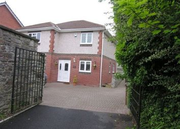 Thumbnail 4 bedroom detached house to rent in Eggbuckland Road, Hartley, Plymouth
