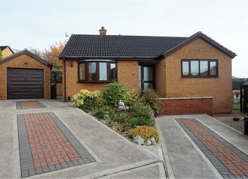 Thumbnail 2 bed detached bungalow for sale in Rosedale, Scunthorpe